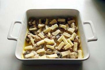 Lasagne ai funghi 8