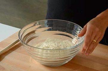 Muffin con pere noci e gorgonzola 1