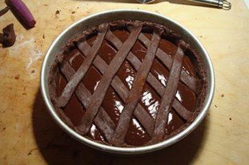 Crostata al cioccolato 14