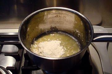 Pasta al forno al formaggio 1