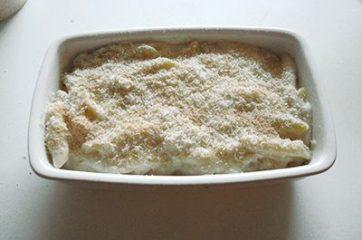Pasta al forno al formaggio 6