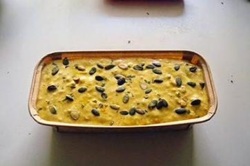 Plumcake salato alla zucca 10