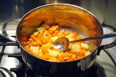 Crema di carote e patate 2