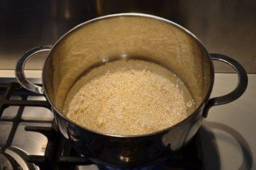 Polpette di quinoa 1