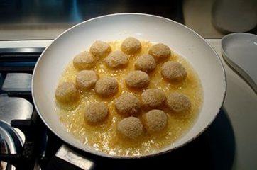 Polpette di quinoa 8