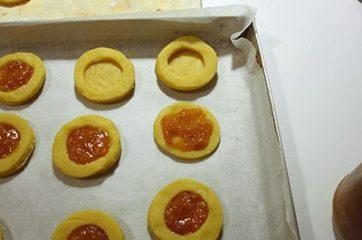Biscotti occhio di bue 8