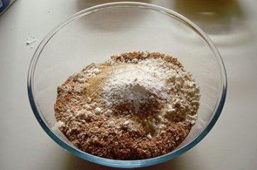 Muffin mele e crusca 5