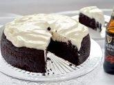 Torta Guinness al cioccolato (Guinness chocolate cake)