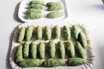 Crocchette di patate e broccoli 8
