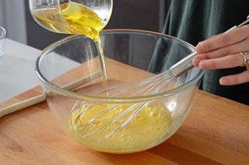 Plumcake salato con emmenthal e prosciutto cotto 4
