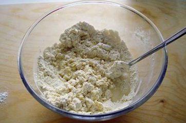 Focaccia pomodorini e olive 3