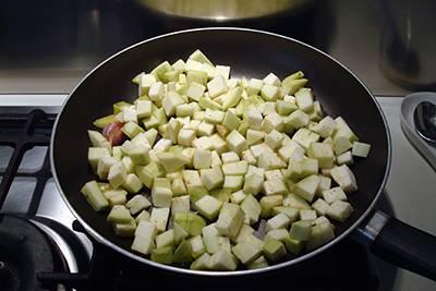 Pasta al forno con le melanzane 4