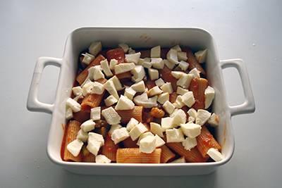 Pasta al forno con le melanzane 9