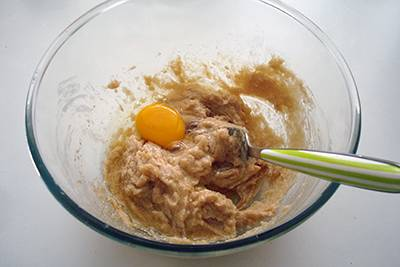 Plumcake alla banana (Banana bread) 3