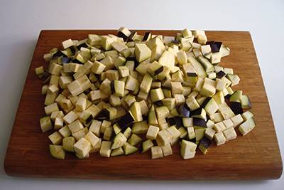 Fagottini melanzane e mozzarella 1