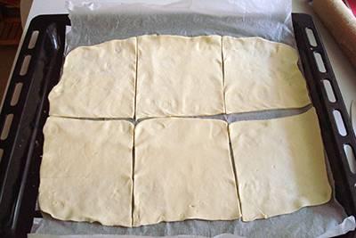 Fagottini melanzane e mozzarella 6