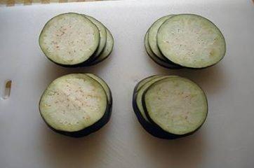 Torrette di melanzane 1