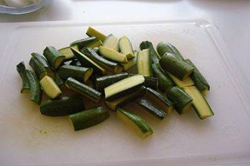 Torta salata alle verdure 2