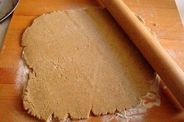 Crostata di grano saraceno 5