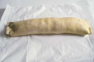 Strudel prosciutto scamorza e zucchine 6