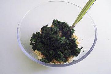 polpette di spinaci e tofu 4