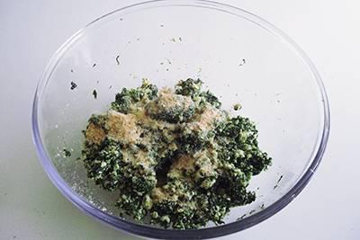 Polpette di spinaci e tofu 5