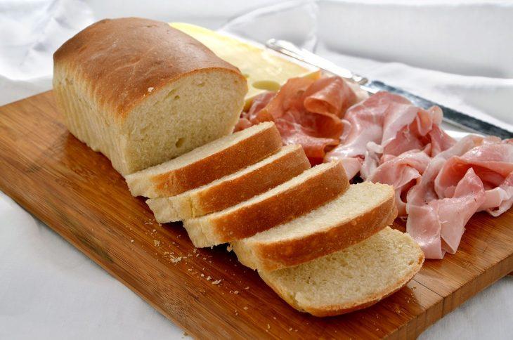 Pan bauletto