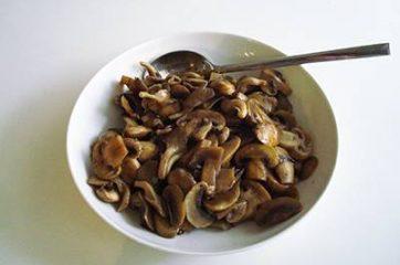 Scaloppine ai funghi 4
