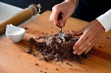 Biscotti al cioccolato 6