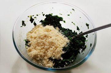Crocchette di spinaci 4