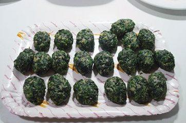 Crocchette di spinaci 5