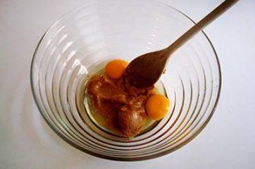 Muffin al burro di arachidi 1