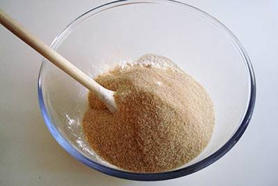 Muffin al burro di arachidi 5