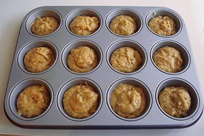 Muffin al burro di arachidi 7