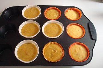 Muffin alla zucca 6