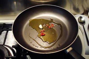 Pasta broccoli e vongole 1