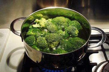 Pasta broccoli e vongole 2