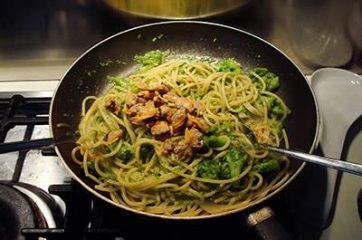 Pasta broccoli e vongole 8