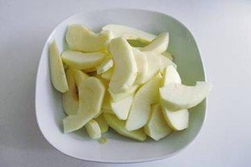 Torta di mele agli albumi 4
