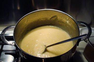 Crema di patate con funghi 6