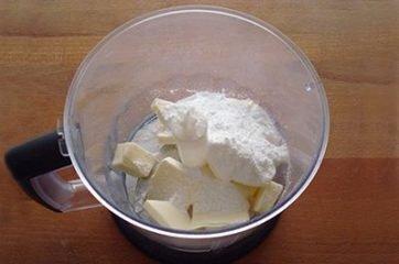 Ravioli di pasta frolla 1