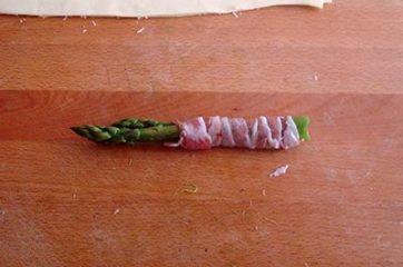 Asparagi in sfoglia 6