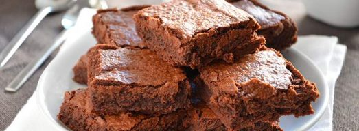Brownies al cioccolato fondente