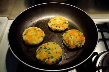 Burger di verdure 10