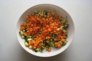 Burger di verdure 2