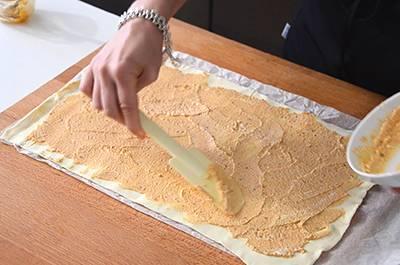 Ventaglietti di sfoglia salati 4