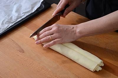 Ventaglietti di sfoglia salati 8