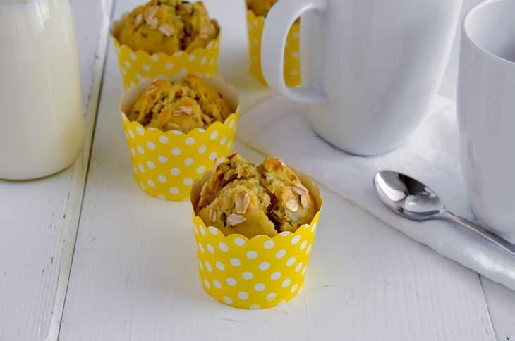 Muffin con semi misti