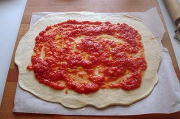 Pizza arrotolata 6