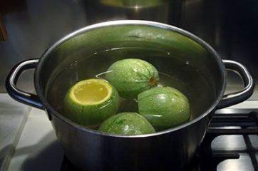 Zucchine ripiene 2